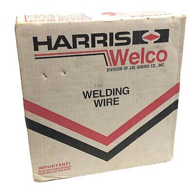 .035 Er5356 Harris 5356 Aluminum Mig Welding Wire Alloy Er-5356 10 10 Lb New