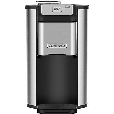 Cuisinart Coffee Maker DGB-1FR Single Cup Grind and Brew Coffeemaker