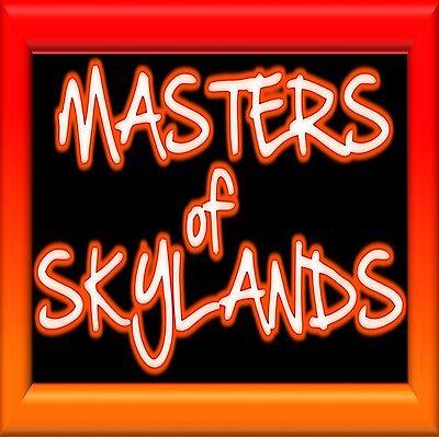 MASTERS OF SKYLANDS
