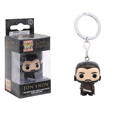 Funko Pocket Pop Keychain Game of Thrones™: Jon Snow Vinyl Keychain #14690