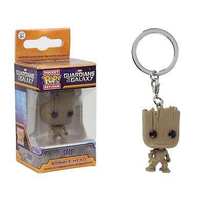 Guardians Of The Galaxy Pocket POP Groot Vinyl Figure Keycha