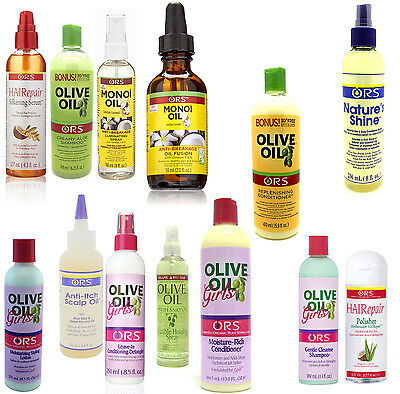 ORS Olive Oil Hair Care & Hair Repair Full (Olive Oil Hair Care)