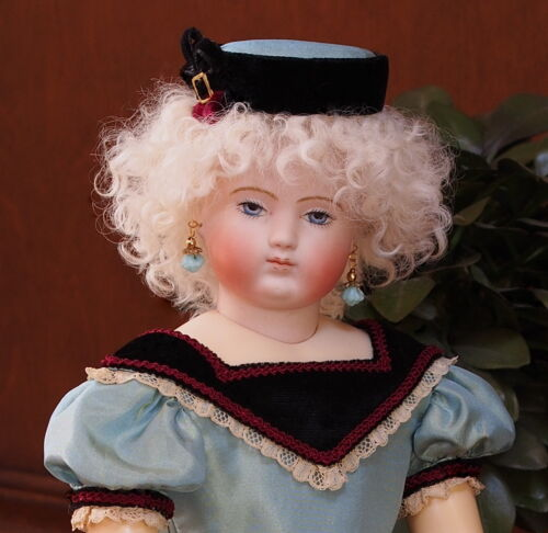 Huret Enfantine Doll Dress Pattern - No. A17002