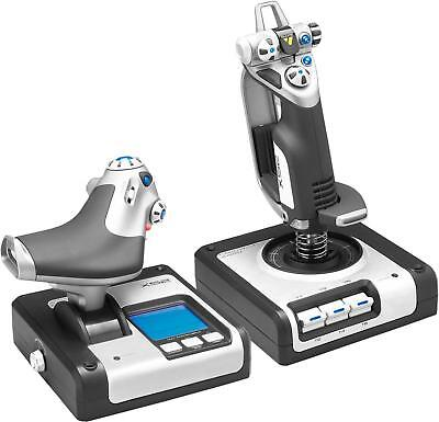 Saitek - Pro Flight X52 Flight System Gaming Controller for PC - Black for sale  USA