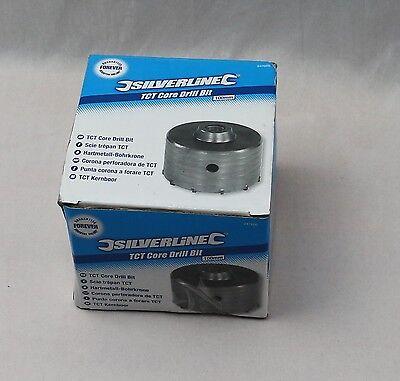 Silverline Hartmetall-Bohrkrone 100 mm (H52W3)