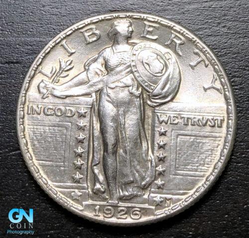 1926 P Standing Liberty Quarter  --  MAKE US AN OFFER!  #B3209