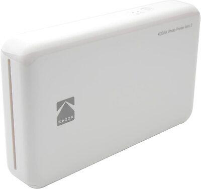 Kodak Mini 2 HD | Wireless Mobile Instant Photo Printer w/ 4Pass Technology Computers/Tablets & Networking