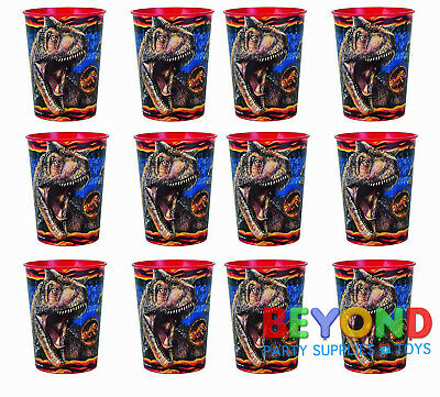 Jurassic World High Quality Reusable Birthday Party Plastic Cups](Plastic Reusable Cups)