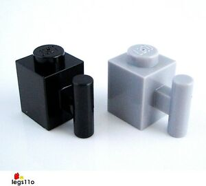 LEGO Brick 1X1 with Stick Bar Handle NEW 2921 choose ...
