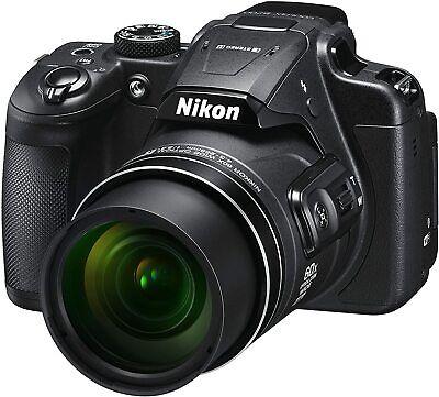 Nikon CoolPix B700 Digital Camera 20.3 MP Wide 60x Zoom 4K UHD - [LN]™