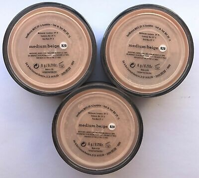 Two Face Make Up (BareMinerals  Escentuals Foundation SPF 15 N20 matte 8g XL(TWO JARS))