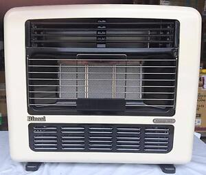 Shop Soiled Rinnai Granada 252 Propane Gas (LPG) Heater - Beige Caringbah Sutherland Area Preview