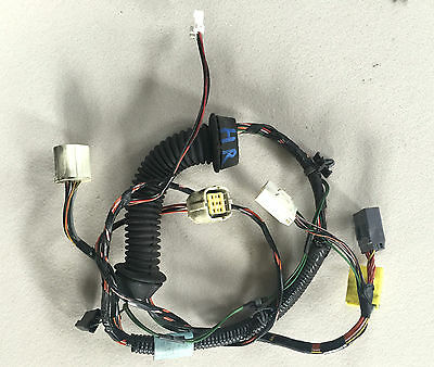 buy rover 75 wiring harness door rear parts wiring looms uk