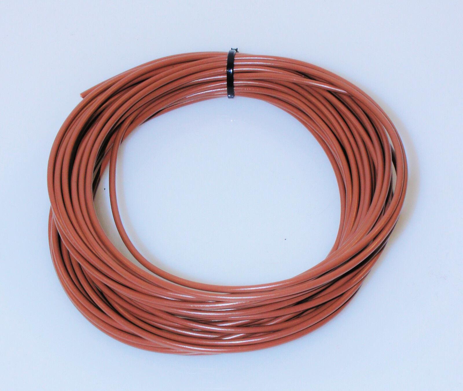 KFZ Kabel Litze Leitung FLRy 1,0mm² 10m schwarz//violett Fahrzeug Auto LKW