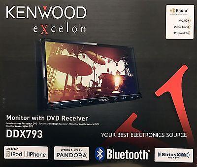 NEW Kenwood DDX793 6.95