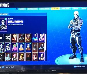 Insanely Stacked Fortnite Account