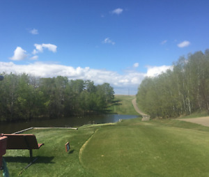 18 Hole Golf Course & Campground