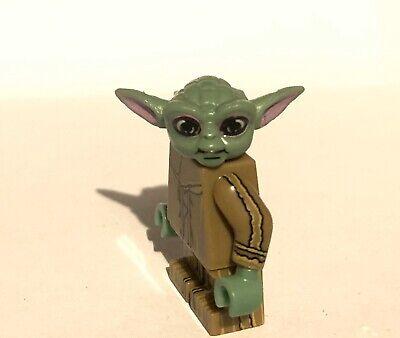 "NEW Baby Yoda ""The child"" From The Mandalorian Custom Lego Star Wars Minifigure"