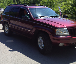 2000 Jeep Grand Cherokee limitide