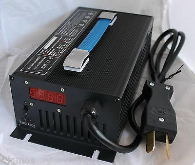 Neu 36 Volt Batterie Ladegerät Golf Cart 18 Amps für Ezgo Club Auto Crows (Club Cart Ladegerät)