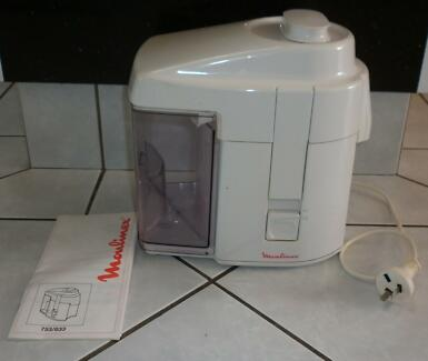 MOULINEX JUICE EXTRACTOR Oxenford Gold Coast North Preview