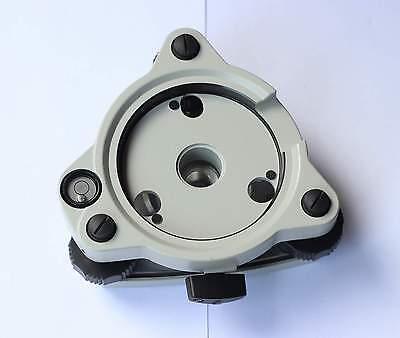 Gray Replacement Tribrach Without Optical Plummet Topconsokkiapentax Trimble