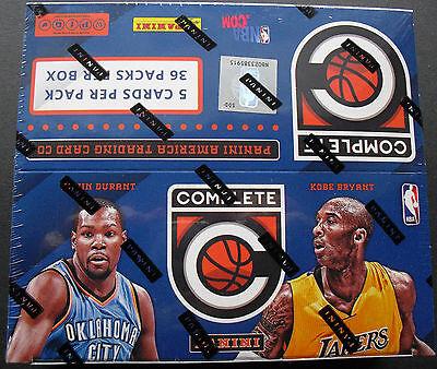 Panini Complete Basketball NBA 2015-16 Box