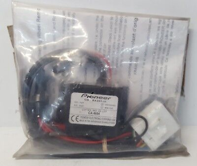 PIONEER CD-RA201-02  CAR STEERING WHEEL INTERFACE  NOS#
