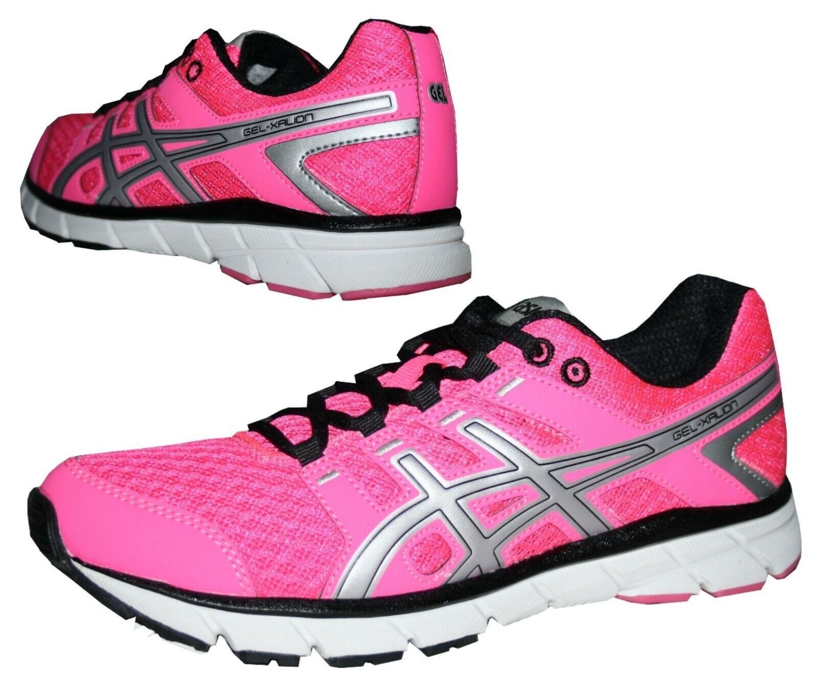 Asics Gel Xalion Damen leichte Laufschuhe Fitness Sneaker Sportschuhe pink 37