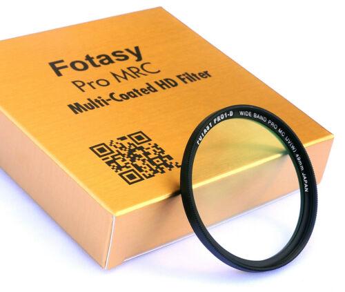 49mm Pro1-D  Super Slim MC UV W Digital filter MCUV for Leica Fuji Pentax Lens