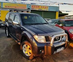 2006 Nissan Pathfinder ST-L 4WD (Diesel)(Incl.Rego/RWC/Warranty) Dandenong Greater Dandenong Preview