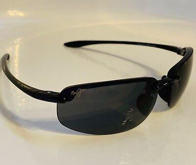 🔥Limited Time SALE🔥 Maui Jim HOOKIPA Sport Sunglasses MJ 407-02 Gloss (Hookipa Maui)