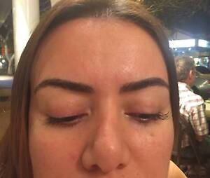 LASHTIQUE Brow feathering tattoo speial $450 ends 31/03/17 Bulimba Brisbane South East Preview