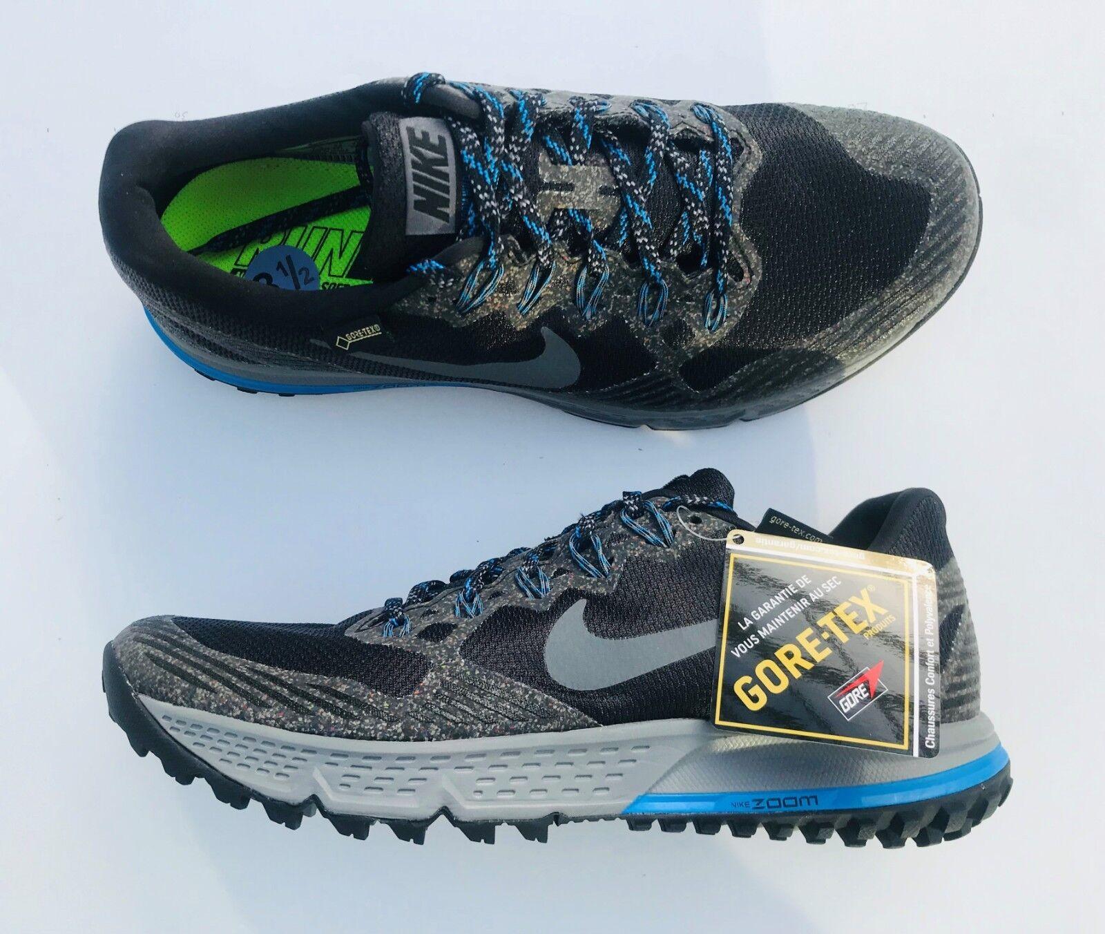 Women's Nike Air Zoom Wildhorse 3 GTX NEW NWT