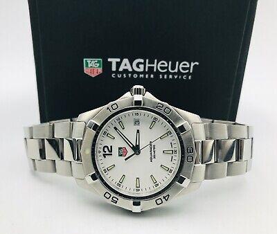 Tag Heuer Full Size Aquaracer Men's Watch - WAF1111