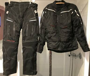 Motor bike Size M pants and S jacket