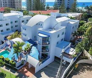 ONE BEDROOM APARTMENT, GREAT LOCATION, ONE STREET FROM THE BEACH Surfers Paradise Gold Coast City Preview