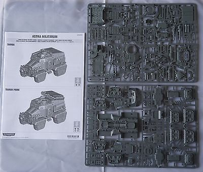 Warhammer 40k Astra Militarum Taurox or Taurox Prime