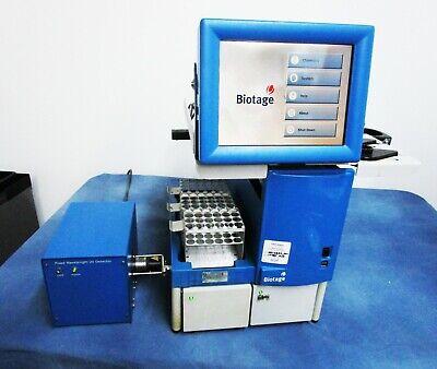 Biotage Sp1 Hpfc Flash Chromatography Liquid Purification