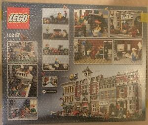 Lego 10218 - Pet Shop