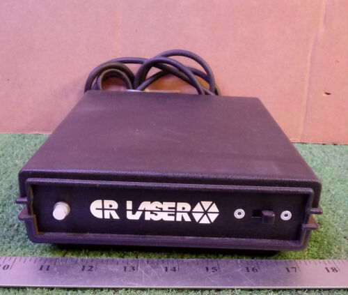1 USED CR LASER CR90-115B POWER SUPPLY  ***MAKE OFFER***