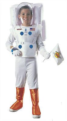 Kid Astronaut Costume (Astronaut NASA Child Costume Size Medium)