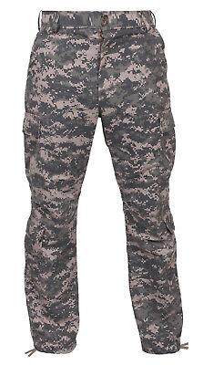 (Kids Military Style Army Pants ACU Digital Camo Camouflage Boys Rothco 66110)