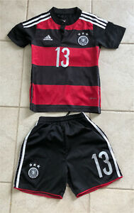 Germany kids jersey and shorts