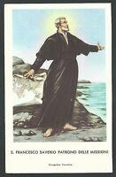Estampa De San Francisco Javier Santino Holy Card Image Pieuse -  - ebay.es