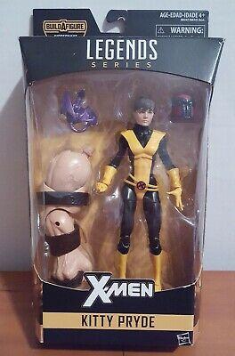 NEW Hasbro Marvel Legends X-Men Kitty Pride Pryde Juggernaut  BAF wave 2016