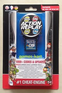 action replay for 3ds dsi xl ds lite pokemon black white cheats nintendo 3d new ebay. Black Bedroom Furniture Sets. Home Design Ideas