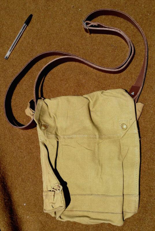 Original Mk VII Indiana Jones type Bag with Leather Strap