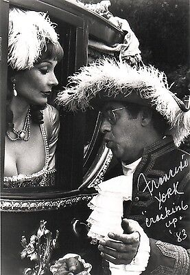 OFFICIAL WEBSITE Francine York (1938-2017) Jerry Lewis 8x10 (silver) AUTOGRAPHED