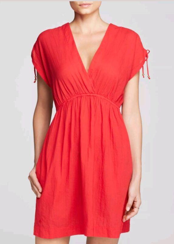 Ralph Lauren crushed farrah dress cover up size S